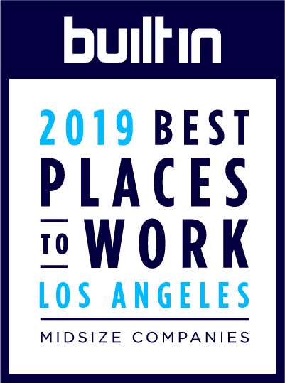 Built In's 2019 Best Places to Work Awards
